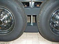 Custom Made RV Wheel Chocks for Tandem Wheels – RV Mods – RV Guides – RV Tips | DoItYourselfRV