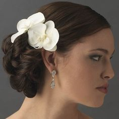 Wedding Hair Accessories | ... hair accesories with flower Flowers for Wedding Hair Accessories