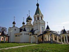 St. Alexander Nevsky Cathedral, Presov, Slovakia