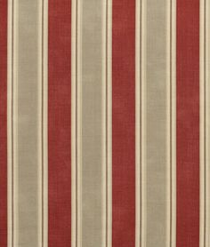 Waverly Country Club Crimson Fabric - $12.5 | onlinefabricstore.net- or this? for the roman shade