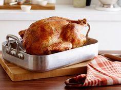 ***Foolproof Roasted Turkey ~ via Food Network