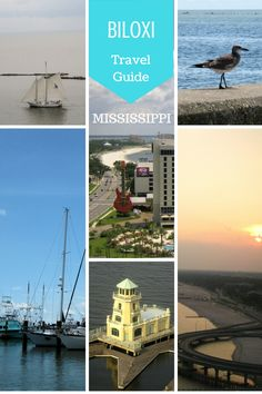 Travel Guide: Biloxi Mississippi Great for a Weekend Get Away