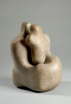 Mother and Child (1934) by Barbara Hepworth - this is the most beautiful…