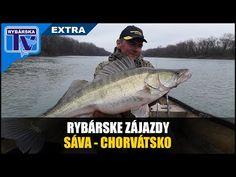 Rybárska Televízia EXTRA: Ako na zubáča – rieka Sáva