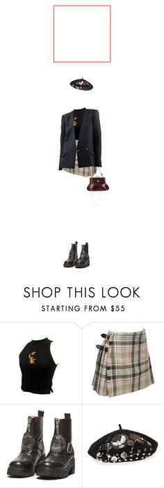 """""""a state of mind"""" by world-princess ❤ liked on Polyvore featuring Vivienne Westwood, UNIF and Marc by Marc Jacobs"""