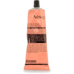 AESOP Rose Hair Masque Accessories ($31) ❤ liked on Polyvore featuring beauty products, haircare, hair styling tools, fillers, beauty, makeup, cosmetics, other and aesop