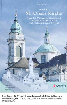 Solothurn St Ursen -