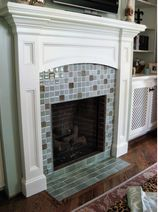 tasty tile fireplace designs. Fireplace tile  fireplace surround Wall Treatments and Doors Pinterest Tiled surrounds Living rooms