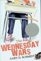 """Read """"The Wednesday Wars"""" by Gary D. Schmidt available from Rakuten Kobo. A 2008 Newbery Honor Book In this Newbery Honor-winning novel, Gary D. Schmidt offers an unforgettable antihero. Summer Reading Lists, Guided Reading, Reading 2014, The Wednesday Wars, Seventh Grade, Reading Levels, Historical Fiction, Read Aloud, The Life"""