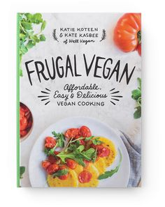 With practical tips and approachable recipes, Frugal Vegan will help you create plant-based meals for living a healthy, vegan lifestyle for less!