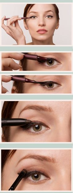 Fabulous Easiest Eyeliner Trick / Best LoLus Makeup Fashion