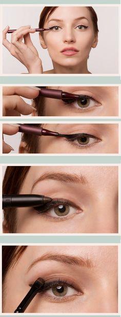 Fabulous Easiest Eyeliner Trick / Best LoLus Makeup Fashion