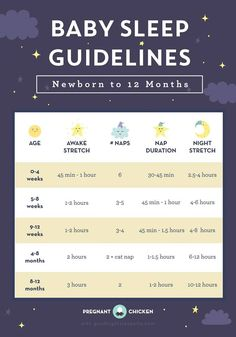 Baby Sleep Guidelines – Newborn to 12 Months - Pregnant Chicken Breastfeeding moms for the Baby Schlafplan, First Baby, Baby Gender, Baby Birth, Baby Boys, Baby Sleep Schedule, Sleeping Schedule For Baby, Bedtime Routine Baby, Baby Wise Schedule