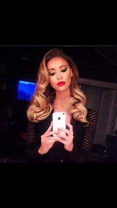 Lauren pope makeup