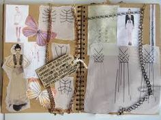 textiles sketch book ideas - Google Search