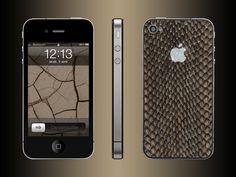 FL Luxury Product iPhone 4 cobra natural Iphone 4, Luxury, Natural, Leather, Nature, Au Natural