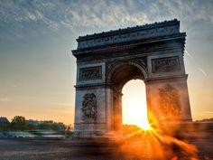 brilliance de Paris:    Arc de Triomphe