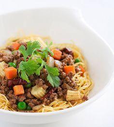 Beijing Noodles ~ http://steamykitchen.com