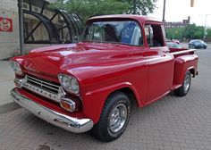1958 Chevrolet 3100 Apache - Image 1 of 22