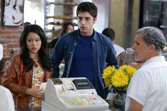 This doesn't look good. Don't forget to tune in next Monday to The Fosters at 9/8c on ABC Family!