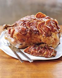 Pancetta-Wrapped Roasted Turkey