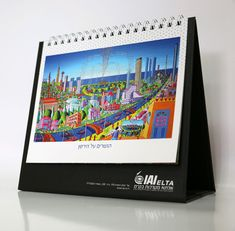 art calendar with colorful naive paintings landscape urban painting painter r. Best Christmas Gifts, Christmas Art, Bible Verse Pictures, Paint Paint, Ideas 2017, Art Calendar, Crafts Beautiful, Naive Art, Graphic 45
