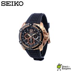 Buy exclusive and cheap mens watches online at discount prices from Direct Bargains. Up to 50% discount on every mens watches. Mens Watches Online, Cheap Watches For Men, Seiko, Casio Watch, Stuff To Buy, Accessories