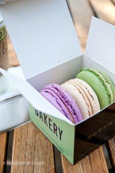 green cookie box