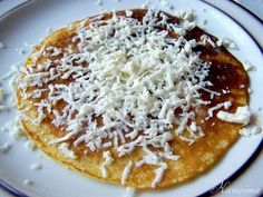 Cachapas. This website is FULL of Venezuelan recipes. So glad I came across it
