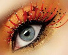 Stylish Fashion Eye Makeup