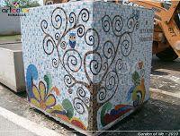 Estúdio Joe & Romio mosaicos: Projeto JV