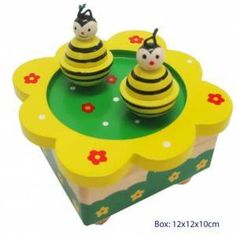 Music Box - BEES - $14.95 : Special Needs Toys Australia, Special Needs Toys Australia