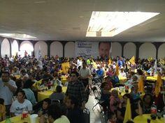 Gran evento en Jerez . #Zacatecas !!! #PRD