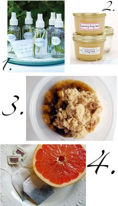 natural beauty tricks