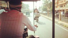 Tuk Tuk in Jaipur. #Transport #Jaipur #India