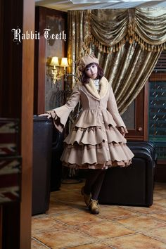 --New Release: [-♡-Rabbit Teeth ~Cat's Waltz~ Series-♥-] --[--Size XXL available for plus-sized Lolitas--] --Learn More >>> http://www.my-lolita-dress.com/newly-added-lolita-items-this-week/rabbit-teeth-cat-s-waltz-series