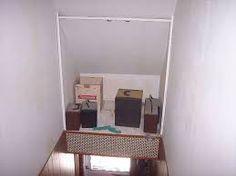 Stairwell Storage storage above stairwell - google search. craft loft/studio! | tiny