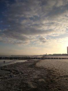 #beach #winter #baltic_sea