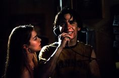 Jeepers Creepers - Trish and Darry get a call from a psychic at a roadside diner.