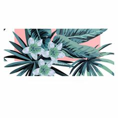 "Kess Original ""Monstera"" Nature Pop Art Luxe Rectangle Panel"