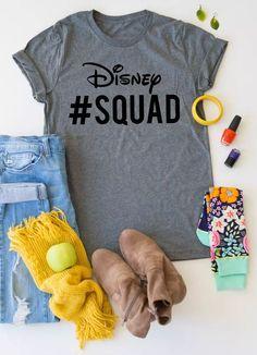 Disney Squad Tees  Disney's Forgotten Princess Tees #affiliate