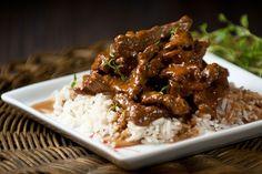 Härkäruukku 1 Grains, Food And Drink, Rice, Beef, Vegetables, Cooking, Koti, Foods, Meat