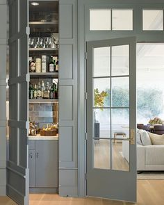 Love the hidden bar in this image from @archdigest and the color is gorgeous! • • • • #interiors #interior #designer #designer #designstyle #interiorstyle #interiorstyling #interiordesign #hometour #housetour #interiorinspiration #architecture #instadesig
