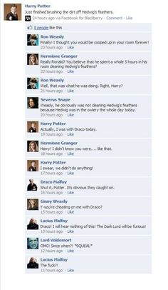 Hahahaha! The best part about this is Voldemort's reaction.