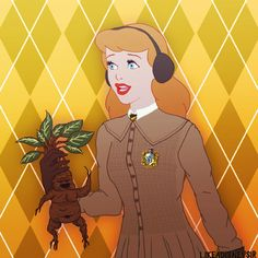 Which Hogwarts house would each Disney Princess be sorted into?