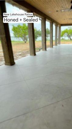 Stained Concrete, Concrete Floors, Concrete Patios, Epoxy Floor, Tile Floor, Patio Makeover, Concrete Projects, New Home Construction, Polished Concrete