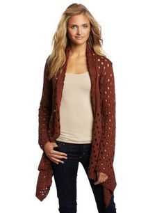 Pure Handknit Women's Meyers Cardigan Pure Handknit. $48.50. Perfect for layering over your favourite tops and jeans. Simplistic and smart this easy-fitting cardigan is an instant classic. Made in Thailand. 100% cotton. Hand Wash