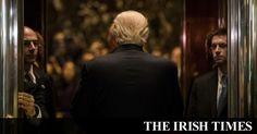 Conor Pope, Michael Harding and Aodhán Ó Ríordáin write to the 45th US president