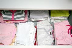 How to Get Stains Out of Stored Baby Clothes-Laundry tricks to get baby clothes back into great condition. Remove yellow milk and formula stains on clothes kept in storage. Second baby, hand me down infant layette cleaning washing home remedies detergent vinegar bibs blankets
