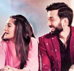 Classy Couple, Cute Love Couple, Beautiful Couple, Anika Ishqbaaz, Cute Celebrities, Celebs, Nakul Mehta, Game Of Love, Surbhi Chandna
